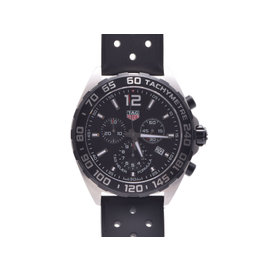 Tag Heuer Formula 1 Stainless Steel & Rubber 43mm Mens Watch