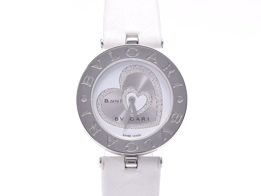"Image of ""Bulgari B-Zero Bz30Whdslja Stainless Steel 30mm Womens Watch"""