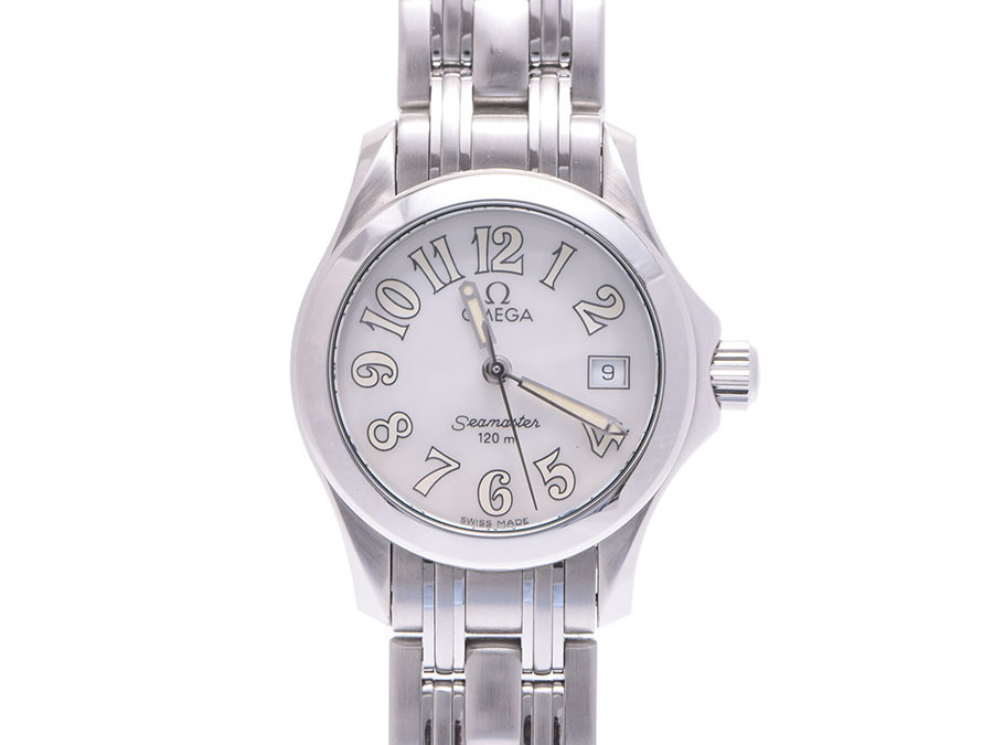 """Image of """"Omega Seamaster 2581.70 Stainless Steel 25mm Womens Watch"""""""