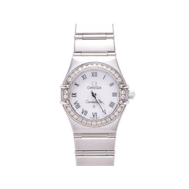 Omega Constellation 1466.61.00 Stainless Steel 21mm Womens Watch