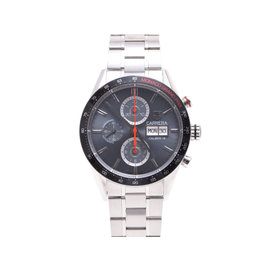 Tag Heuer Carrera CV2A1M Stainless Steel Gray Dial Automatic 43mm Mens Watch