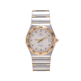 Omega Constellation Stainless Steel / Yellow Gold 33mm Mens Watch