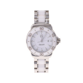 Tag Heuer Formula 1 1315 Stainless Steel / Ceramic with 12P Diamond Quartz 30mm Mens Watch