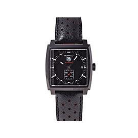 Tag Heuer Monaco WW 2119 Stainless Steel Mens 36mm Watch