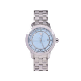 Tory Burch Stainless Steel with Blue Dial Quartz Womens 37mm Watch