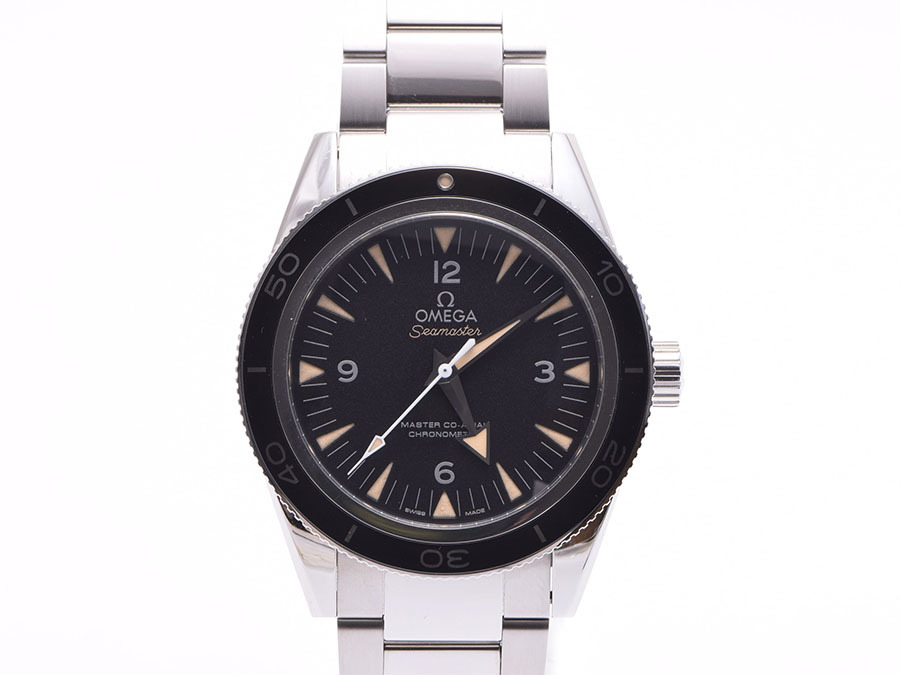 """Image of """"Omega Seamaster 233.30.41.21.01.001 Stainless Steel 41mm Mens Watch"""""""