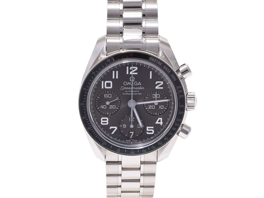 "Image of ""Omega Speedmaster 324.30.38.40.06.001 Stainless Steel 37mm Mens Watch"""