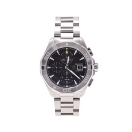 Tag Heuer Aquaracer Cay 2110 Stainless Steel 44mm Mens Watch