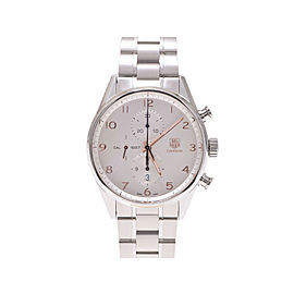 Tag Heuer Carrera CAR2012 Stainless Steel 43mm Mens Watch