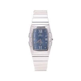 Omega Constellation 1586.72 Stainless Steel with Diamond Quartz 26mm Womens Watch