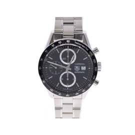 Tag Heuer Carrera Chrono Cv 2010 Stainless Steel 41mm Mens Watch