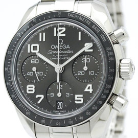 Omega Speedmaster 324.30.38.40.06.001 Automatic Stainless Steel 38mm Mens Watch