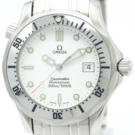 Omega Seamaster 2562.80 Stainless Steel Quartz 36mm Mens Watch