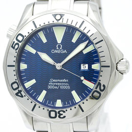Omega Seamaster 2265.80 Stainless Steel Quartz 41mm Mens Watch