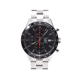 Tag Heuer Carrera Chrono Cv 2014-2 Stainless Steel 41mm Mens Watch