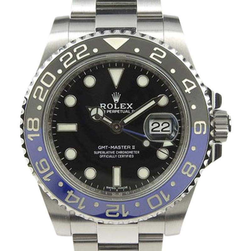 """Image of """"Rolex GMT Master 116710Blnr Stainless Steel Black Dial Automatic 42mm"""""""