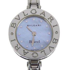 Bulgari B-Zero 1 BZ22S Quartz Stainless Steel 23mm Womens Watch