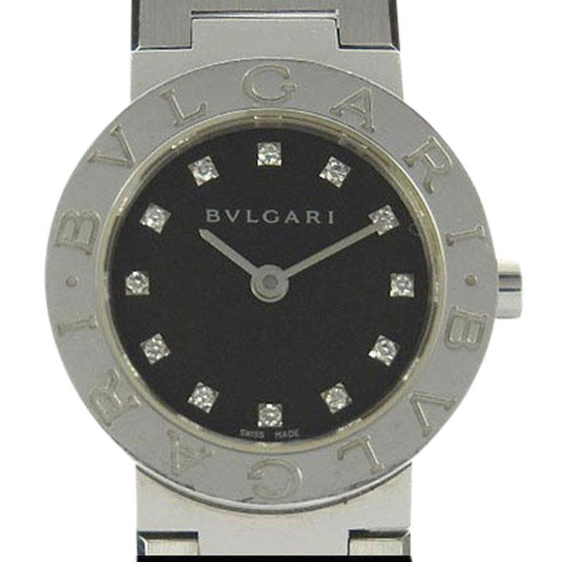 "Image of ""Bulgari Bb23SS Stainless Steel Quartz 22mm Womens Watch"""