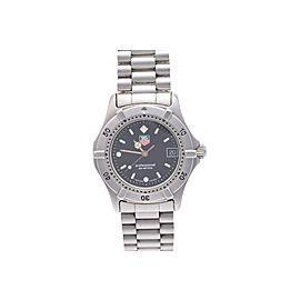 Tag Heuer 2000 962.013R Stainless Steel Quartz 35mm Mens Watch