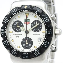 Tag Heuer Formula 1 Stainless Steel Quartz 38mm Mens Watch