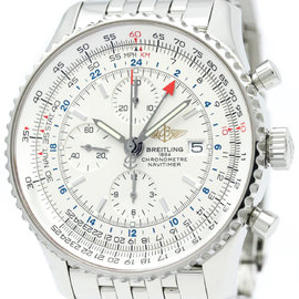 Breitling Navitimer A24322 Stainless Steel Automatic 46mm Mens Watch