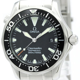 Omega Seamaster 2262.50 Stainless Steel Quartz 36mm Womens Watch