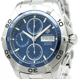 Tag Heuer Aquaracer CAF2012 Stainless Steel Automatic 44mm Mens Watch