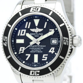Breitling SuperOcean A17364 Stainless Steel Automatic 42mm Mens Watch
