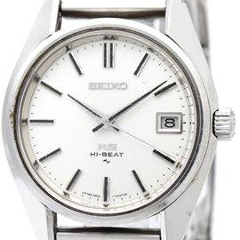 Seiko King Seiko 4502-7001 Stainless Steel Automatic 36cm Mens Watch