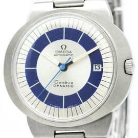 Omega Dynamic Stainless Steel Automatic 41mm Mens Watch