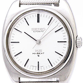 Seiko King Seiko 5621-7000 Stainless Steel Automatic 37mm Mens Watch