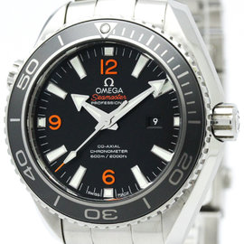 Omega Seamaster 232.30.38.20.01.001 Stainless Steel Automatic 38mm Mens Watch