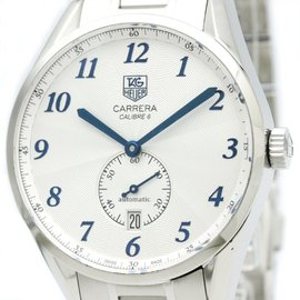 Tag Heuer Carrera WAS2111 Stainless Steel 39mm Womens Watch