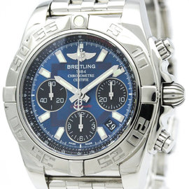 Breitling Chronomat AB0140 Stainless Steel 41mm Mens Watch