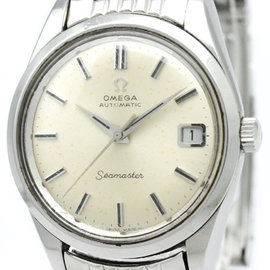Omega Seamaster 166.010 Stainless Steel Automatic 35mm Mens Watch
