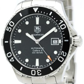 Tag Heuer Aquaracer WAN2110 Stainless Steel Automatic 41mm Mens Watch