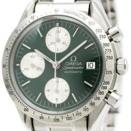 Omega Speedmaster 3511.50 Stainless Steel Automatic 39mm Womens Watch