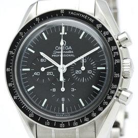Omega Speedmaster 3570.50 Stainless Steel Black Dial Manual 42mm Mens Watch