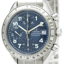 Omega Speedmaster 3513.82 Stainless Steel Automatic 39mm Mens Watch