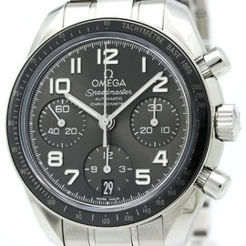 Omega Speedmaster 324.30.38.40.06.001 Stainless Steel Automatic 38mm Mens Watch
