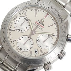 Omega Speedmaster 323.10.40.40.02.001 Stainless Steel Automatic 40mm Womens Watch