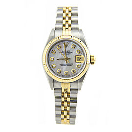 Rolex 69173 Datejust 26mm Watch