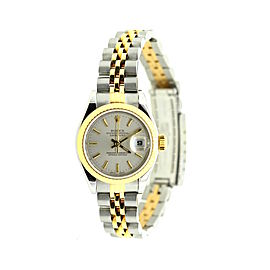 Rolex Datejust Two-Tone 18K Yellow Gold & Stainless Steel Watch 26mm