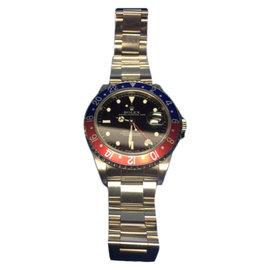 Rolex GMT Master s291457 18K White Gold 40mm Watch