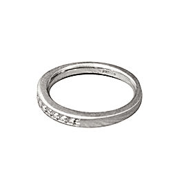 Scott Kay Platinum Semi Mount Ring
