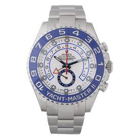 Rolex Yacht-Master II 116680 Stainless Steel 44mm Watch