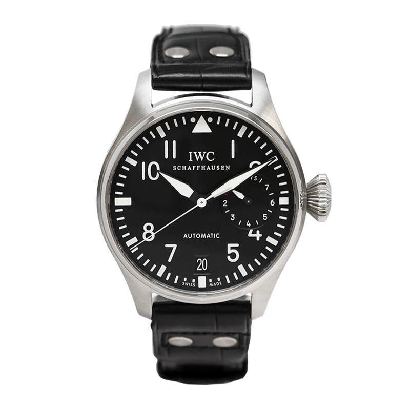 "Image of ""IWC Big Pilot's Watch Mens Watch Iw500901 46mm Watch"""