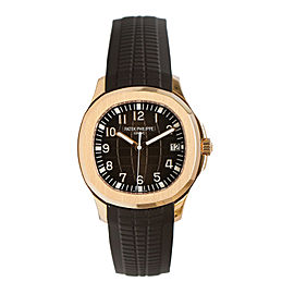 Patek Philippe Men's Aquanaut 5167 R Watch