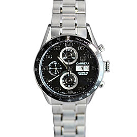 Tag Heuer Monaco Chronograph Stainless Steel 43.50mm x 43.50mm Watch