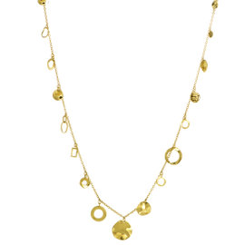 Ippolita 18K Yellow Gold Glamazon Necklace